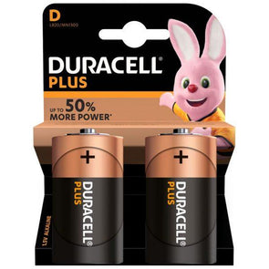 Duracell D 2pk Plus Power MN1300