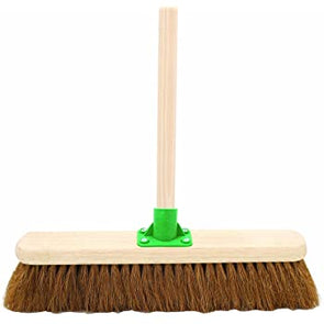 Charles Bentley Complete Broom Soft Coco 18""
