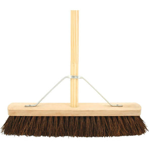 Charles Bentley Complete Broom Hard Bassine 18""