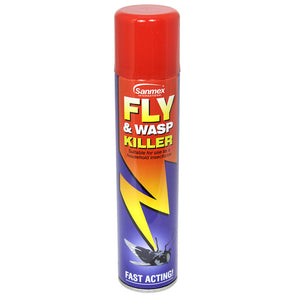 Fly and Wasp Killer 300ml