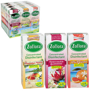 Zoflora Concentrated Disinfectant Assorted Fragrances 120ml
