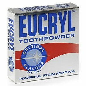 Eucryl Tooth Powder 50gm Original - Case of 12