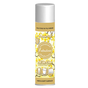 Fabulosa All in One Disinfectant Spray Precious Gold 400ml - Case of 12