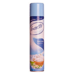 Insette Air Freshener Fresh Linen 300ml