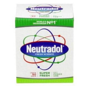 Neutradol Gel Power Orb Super Fresh 135ml