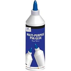 Multi-purpose PVA Glue White 500ml