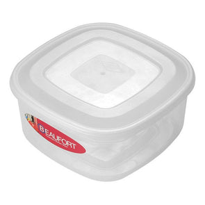Beaufort Square Food Container Clear 1.5L