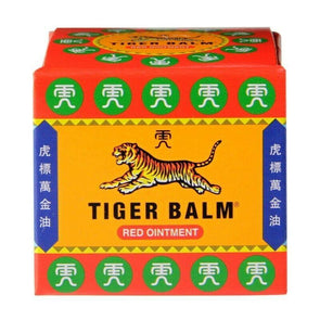 Tiger Balm Red Ointment 19g - Case of 6