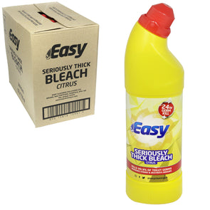 Easy Bleach Citrus 750ml - Case of 12