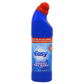 Easy Seriously Thick Bleach Original (Blue) 750ml