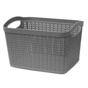 JVL Rectangular Basket 6.6L