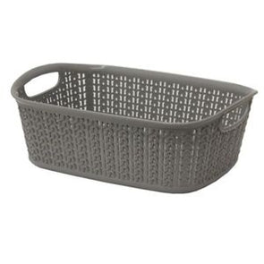 JVL Rectangular Basket 3L