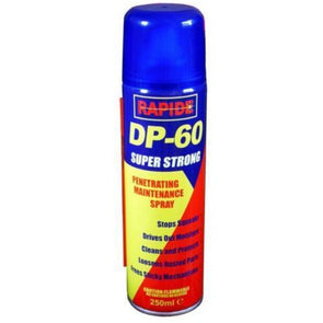 Rapide DP-60 Maintenance Spray 250ml - Case of 12