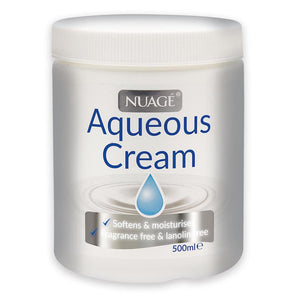 Nuage Aqueous Body Cream 500ml