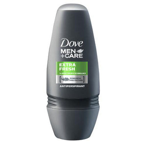 Dove Roll On Men+Care 48h Anti-Perspirant Extra Fresh 50ml - Tray of 6