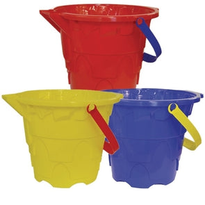 Bucket Giant Round Castle Design 23cm