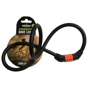 Milestone Combination Bike Lock