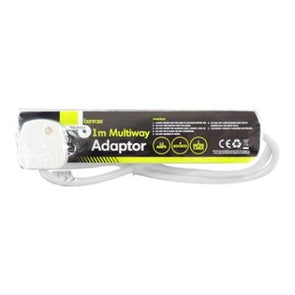 Benross Extension Lead 4 Way 1M 13A