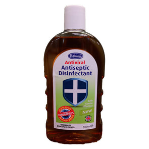Dr. Johnson's Antiviral Antiseptic Disinfectant 500ml