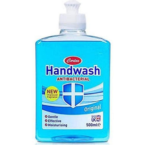 Dr. Johnson's Certex Antibacterial Handwash Blue 500ml