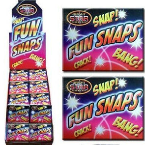 Fun Snaps Double Boxed 50 Pack