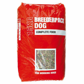 Breederpack Complete Food for Working Dogs 15kg