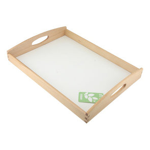 Apollo Wood Tray with Base