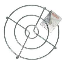 Apollo Chrome Trivet Stand