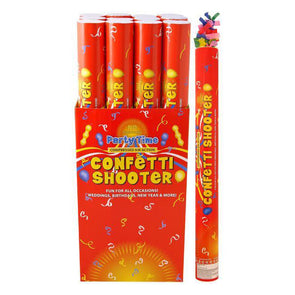 Confetti Shooter Party Time Paper 50cm