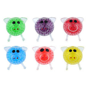 SqueezeBeadz Pigs - Case of 12