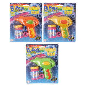 Bubble Magic Gun with Bubble Tub design
