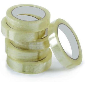 Ultratape Clear Tape 12mm x 40m