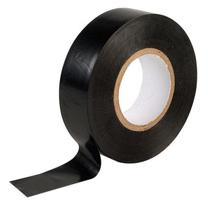 Ultratape PVC Electrical Insulation Tape 19mm x 20m Black