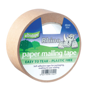 Rhino Paper Mailing Tape 48mm*50m