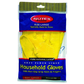 Household Rubber Gloves Medium