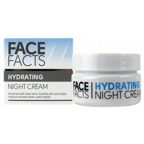Face Facts Hydrating Night Cream 50ml - Case of 12