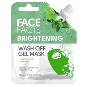 Face Facts Brightening Wash Off Gel Mask 60ml