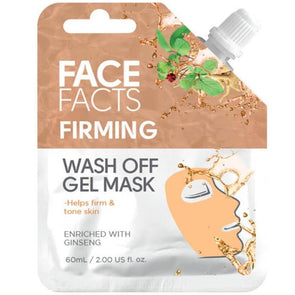 Face Facts Firming Wash Off Gel Mask 60ml