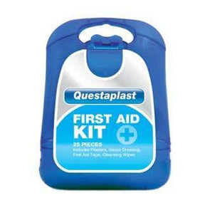 Questaplast First Aid Kit 25 Pieces