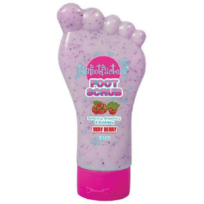 Foot Factory Foot Scrub Very Berry 180ml