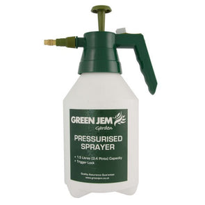 Green Jem Pressure Sprayer 1.5 Litre
