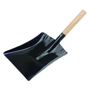 Black Coal Wood Fire Burner Shovel 9""