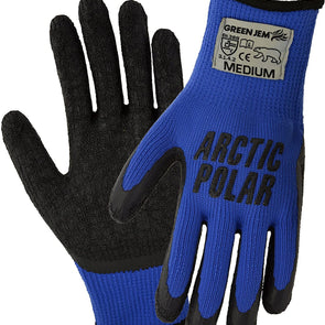 Medium Articic Polar Extra Grip Work Gloves