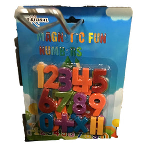 Magnetic Fun Numbers