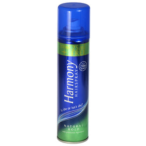 Harmony Hairspray Natural Hold 225ml - Case of 6