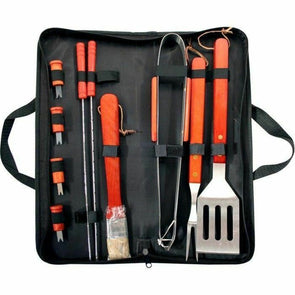 Prima BBQ Tool Set With Bag 11pcs