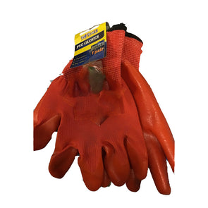 Toop Tools Red Work PVC Gloves