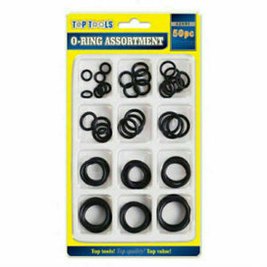 0 Ring Assortment 50 Pack