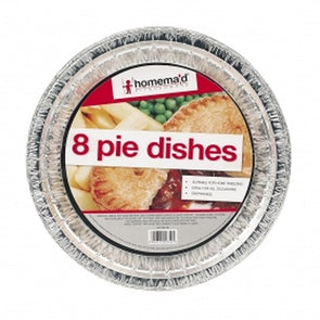 Homemaid Pie Dishes 8 Pack
