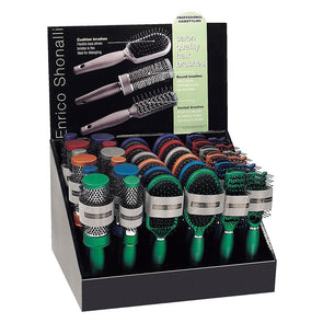 Enrico Professional Hair Brushes Assorted